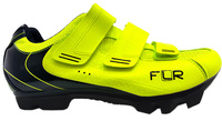 AKCE! Tretry FLR F-55 neon yellow, vel. 46
