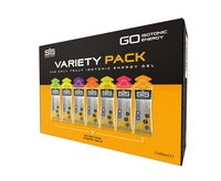 Gel SiS GO Isotonic Variety Pack 7x60ml