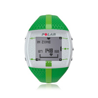 Dámský sporttester Polar FT4 zelená Wearlink
