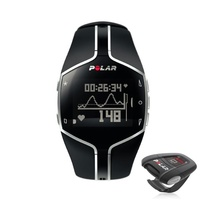 Sporttester Polar FT80 Black+ GPS + Flowlink