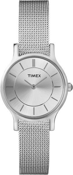 Dámské hodinky Timex Women s Classic stříbrné 277aaa43df