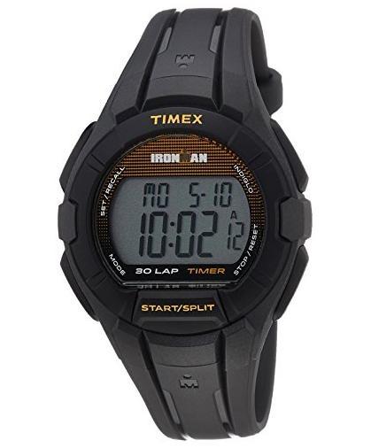 d67ae1b75 Hodinky Timex Ironman Classic 30Lap černá/žlutá