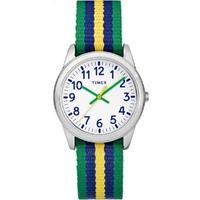 Hodinky Timex Kids modro zelené 2e5e4532b2