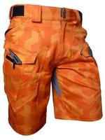 b0ca5dded0ac Kraťasy pánské HAVEN CUBES NEO oranžové
