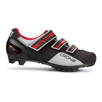 Tretry Crono MTB Spirit Black